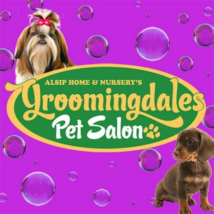 Pet owners love Groomingdales Pet Salon. Talented groomers are onsite 7 days a week!