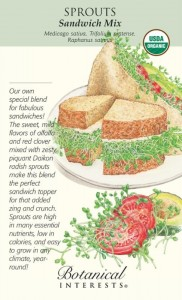 Sandwich Mix