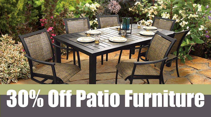 Patio Furniture at Alsip Home & Nursery