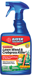 Lawn Weed and Crabgrass Killer 24oz Ready-to-Use