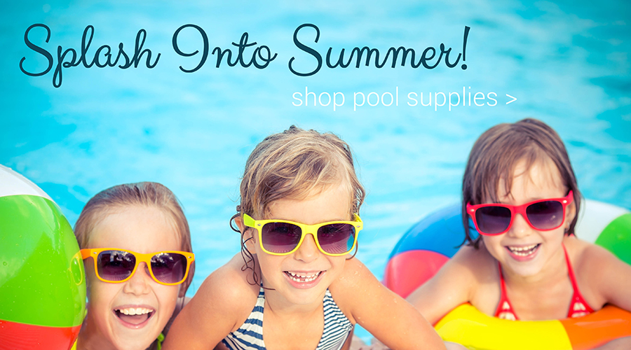 Shop Pool Supplies from Alsip Home & Nursery