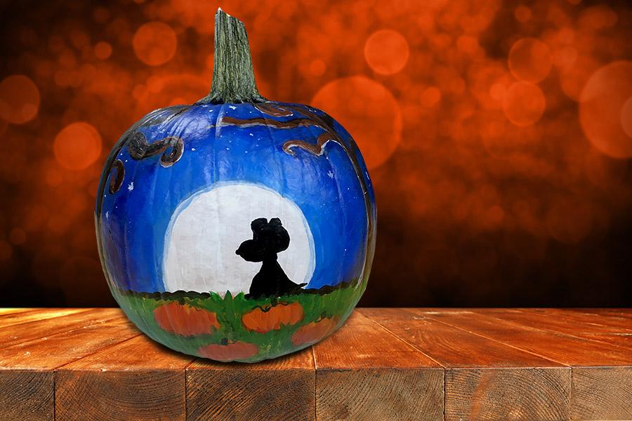 """The Great Pumpkin"""