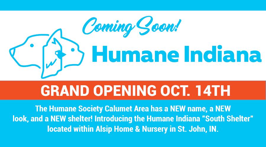 Humane Indiana Coming Soon