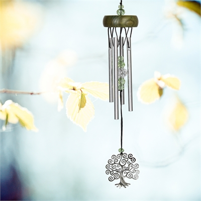 Shop Woodstock Wind Chimes from Alsip Home & Nursery