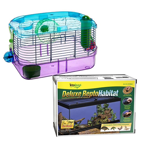 Small Animal & Reptile Habitat Kids are available at Alsip Home & Nursery