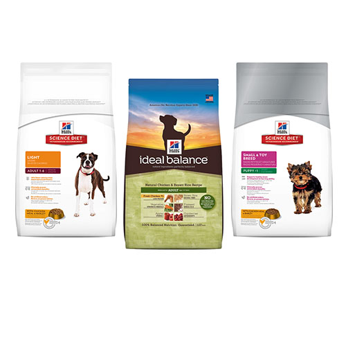 Small Bags of Hills Science Diet Pet Food is available at Alsip Home & Nursery