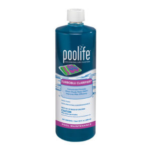 POOLIFE TURBOBLU CLARIFIER, 1 QT.