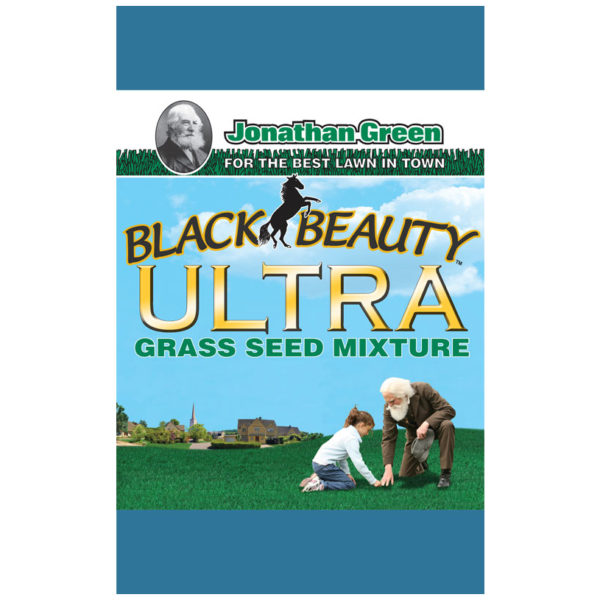 Black Beauty Ultra Mixture Grass Seed, 10000 Sq. Ft.