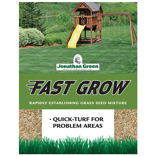 Fast Grow Mixture Grass Seed, 3500 Sq. Ft.