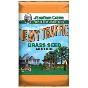 HEAVY TRAFFIC MIXTURE GRASS SEED, 1200 SQ. FT.