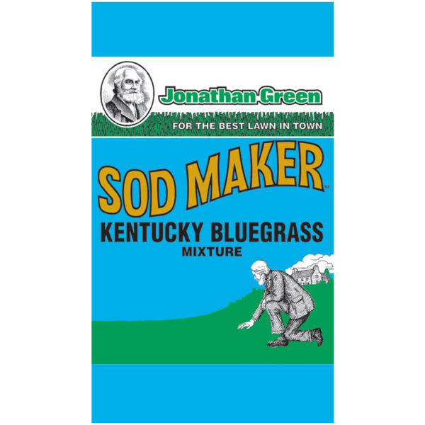 SOD MAKER GRASS SEED, 1600 SQ. FT.