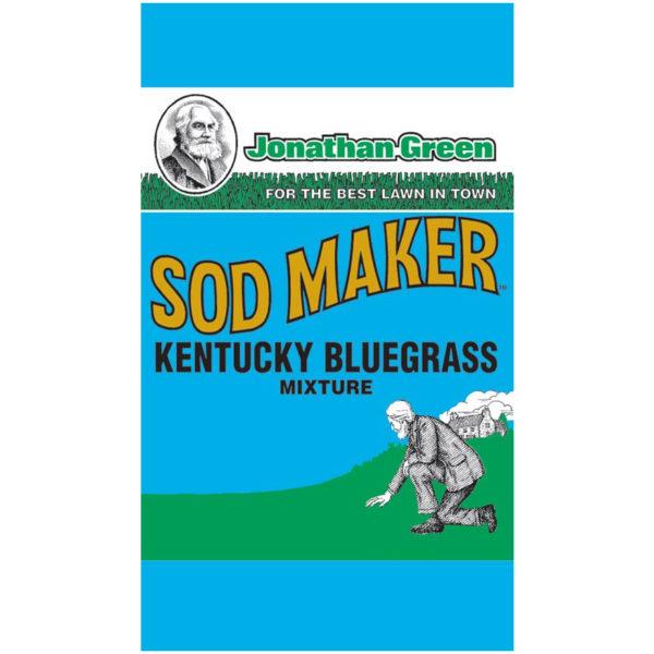 Sod Maker Grass Seed, 4800 Sq. Ft.