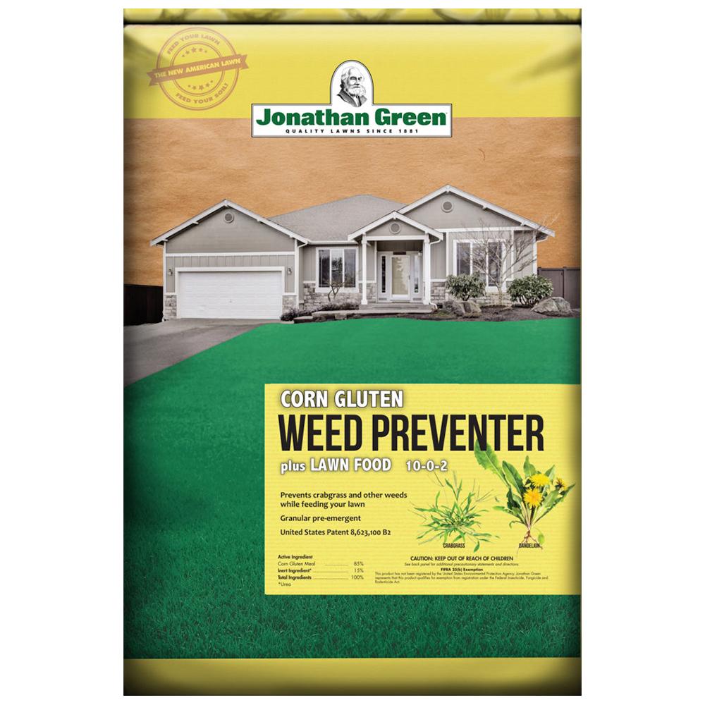 Organic Weed Control Plus Lawn Fertilizer 5000 Sq Ft