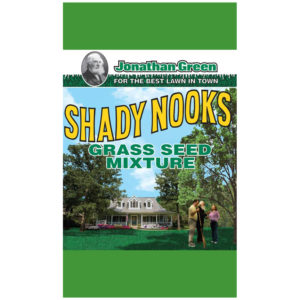 SHADY NOOKS MIXTURE GRASS SEED, 2250 SQ. FT.