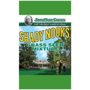 SHADY NOOKS MIXTURE GRASS SEED, 5250 SQ. FT.
