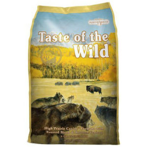 HIGH PRAIRIE CANINE - ROASTED BISON & VENISON DOG FOOD