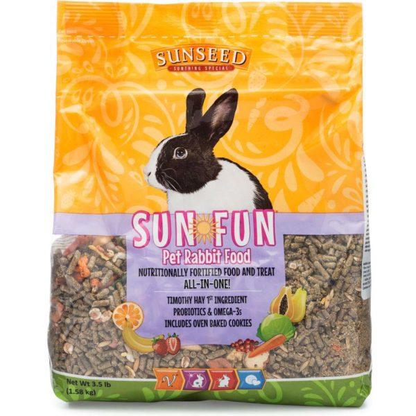 sunseed rabbit food