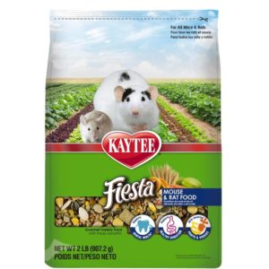 kaytee fiesta rat and mouse food