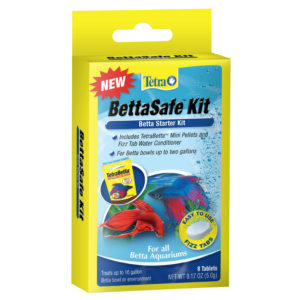 TETRA BETTASAFE KIT TABLETS (8 COUNT)