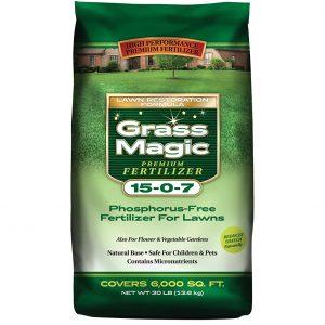 Grass Magic Fertilizer