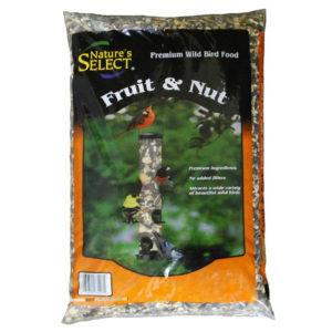 Nature's Select Fruit and Nut Wild Bird Mix, 8 lbs.