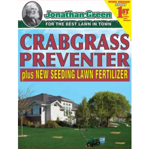 Crabgrass Preventer plus New Seeding Lawn Fertilizer, 5000 Sq. Ft.