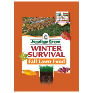 WINTER SURVIVAL FALL FERTILIZER 5,000 ST. FT.