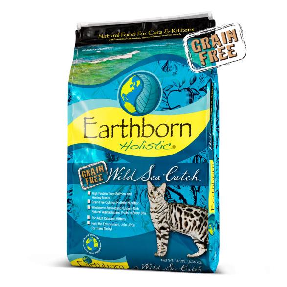 WILD SEA CATCH CAT FOOD - DRY