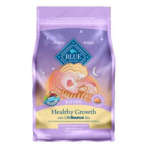 BLUE BUFFALO KITTEN HEALTHY GROWTH - CHICKEN CAT FOOD