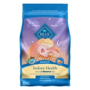 BLUE BUFFALO INDOOR HEALTH - CHICKEN CAT FOOD
