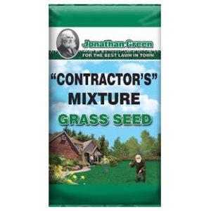 Contractors Mix Grass Seed, 6500 Sq. Ft.
