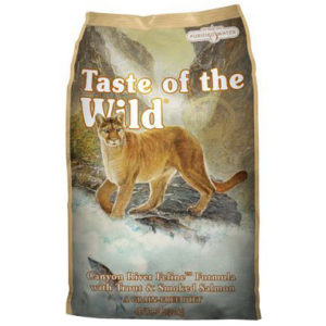 CANYON RIVER FELINE - TROUT & SALMON CAT FOOD