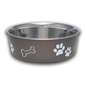LOVING PETS BELLA BOWL DOG BOWL, LARGE