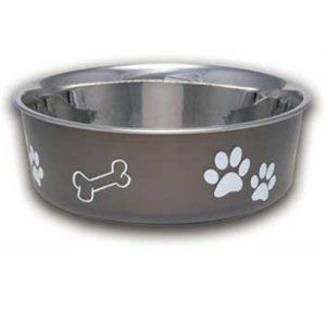 LOVING PETS BELLA BOWL DOG BOWL, MEDIUM