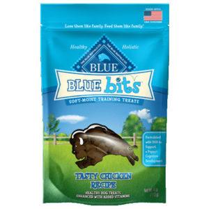 BLUE Bits Tasty Chicken Treats