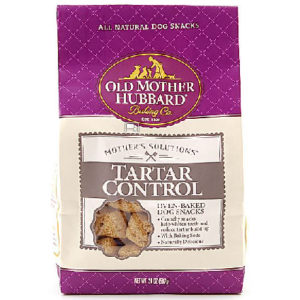 OLD MOTHER HUBBARD TARTAR CONTROL TREATS 20 OZ.
