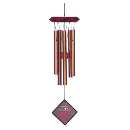 Woodstock Encore Collection Bronze Chimes of Mars Windchime