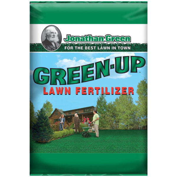 Green-Up Lawn Fertilizer, 15000 Sq. Ft.