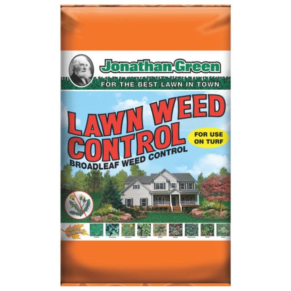 Lawn Weed Control, 15000 Sq. Ft.