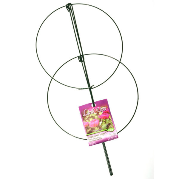 LUSTER LEAF DOUBLE PEONY FLOWER SUPPORT
