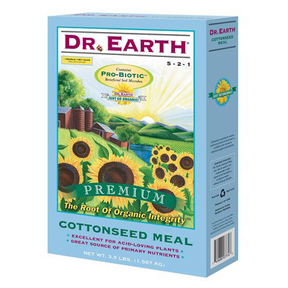 COTTONSEED MEAL BOXED, 3.5 LB.