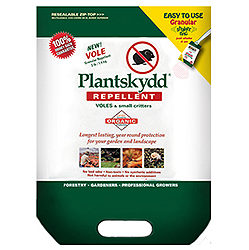 Plantskydd® Vole Repellant Shaker Bag- 3 lb.