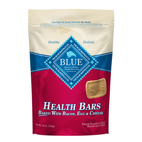 BLUE HEALTH BARS - BACON, EGG & CHEESE