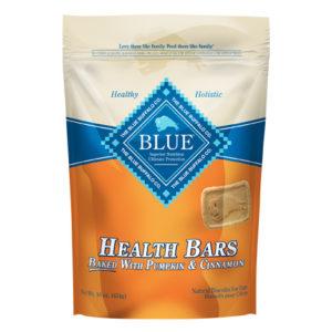 BLUE Health Bars - Pumpkin & Cinnamon