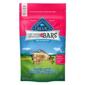 BLUE Mini Bars - Chicken & Cheddar