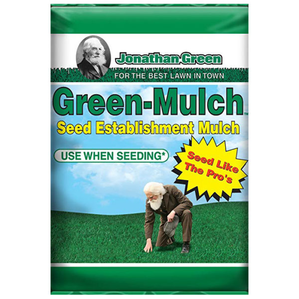 Green-Mulch Seed Establishment Mulch, 250 Sq. Ft.