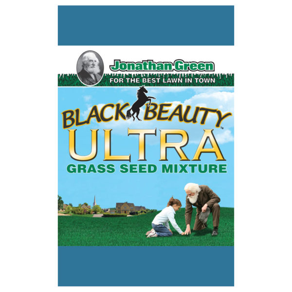 BLACK BEAUTY ULTRA MIXTURE GRASS SEED, 400 SQ. FT.