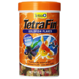 TETRAFIN GOLDFISH FLAKES 2.2 OZ
