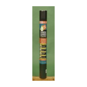 DEWITT 4 FT. X 300 FT. WEED-BARRIER PRO FABRIC, 3 OZ., BLACK