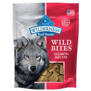 BLUE WILDERNESS WILD BITES - SALMON RECIPE